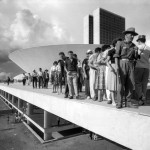 Brasilia: La construction en photos