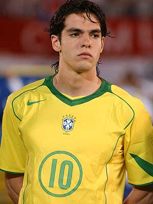 Kaka quitte le Real Madrid vers le PSG