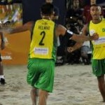 Mondial foot-volley, le Brésil est le champion du monde en foot-volley