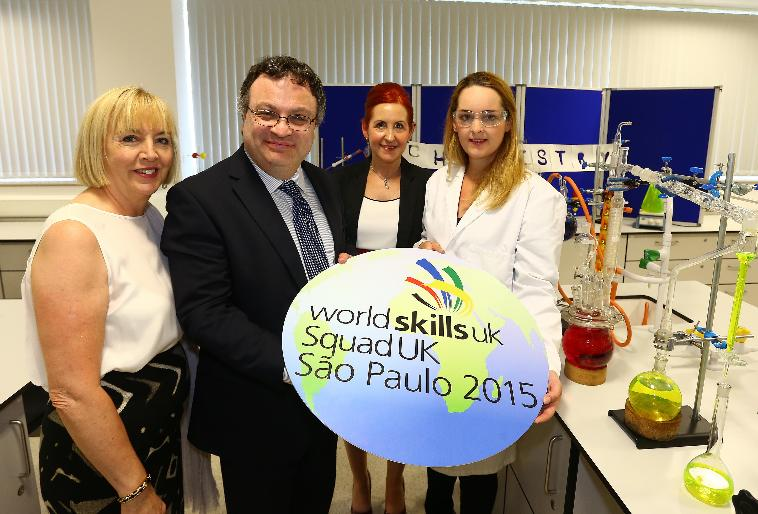 Wolrdskills competition 2015