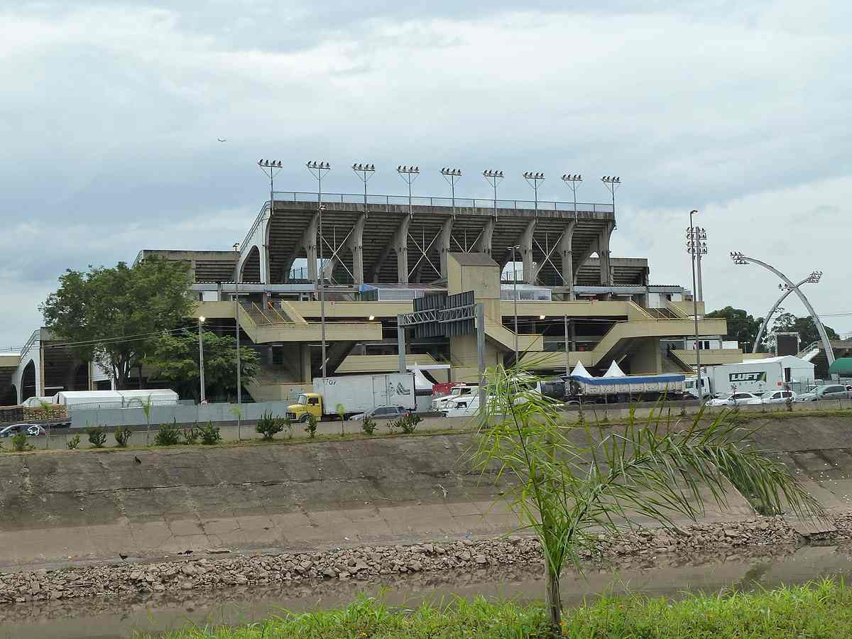 Sambodromo Do Anhembi
