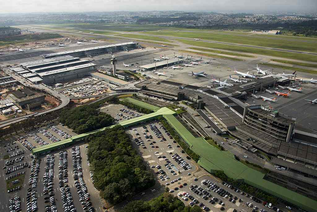 aéroport international Guarulhos