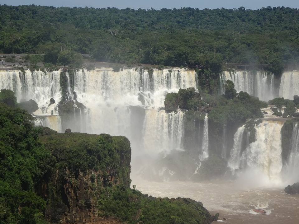Le parc national de l'Iguazu